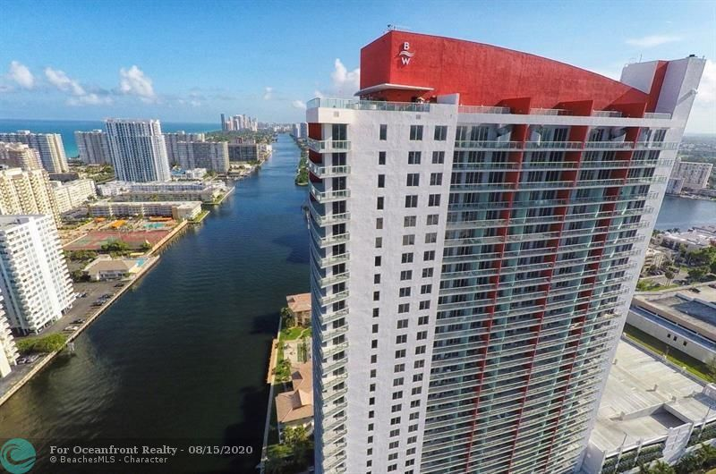 Photo of 2602 Hallandale Beach Blvd #R1407 listing for Sale