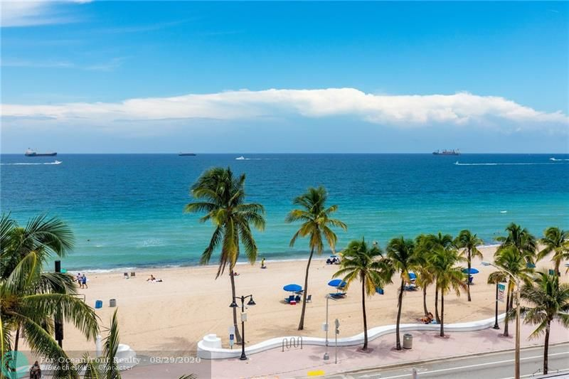 Photo of 101 Fort Lauderdale Beach Blvd #508 listing for Sale