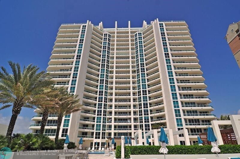 Photo of 101 Fort Lauderdale Beach Blvd #1807 listing for Sale