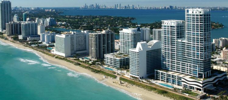 Real Estate For Sale Collins Avenue Miami South Beach