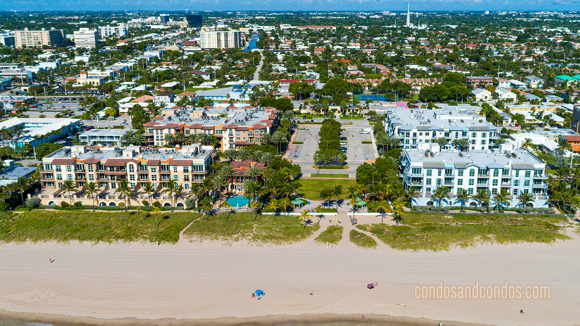 Lauderdale by the Sea Condominiums for Sale