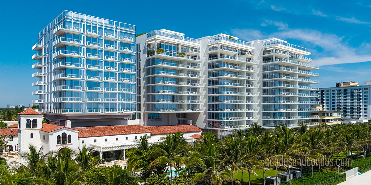 Condos for Sale in Surfside
