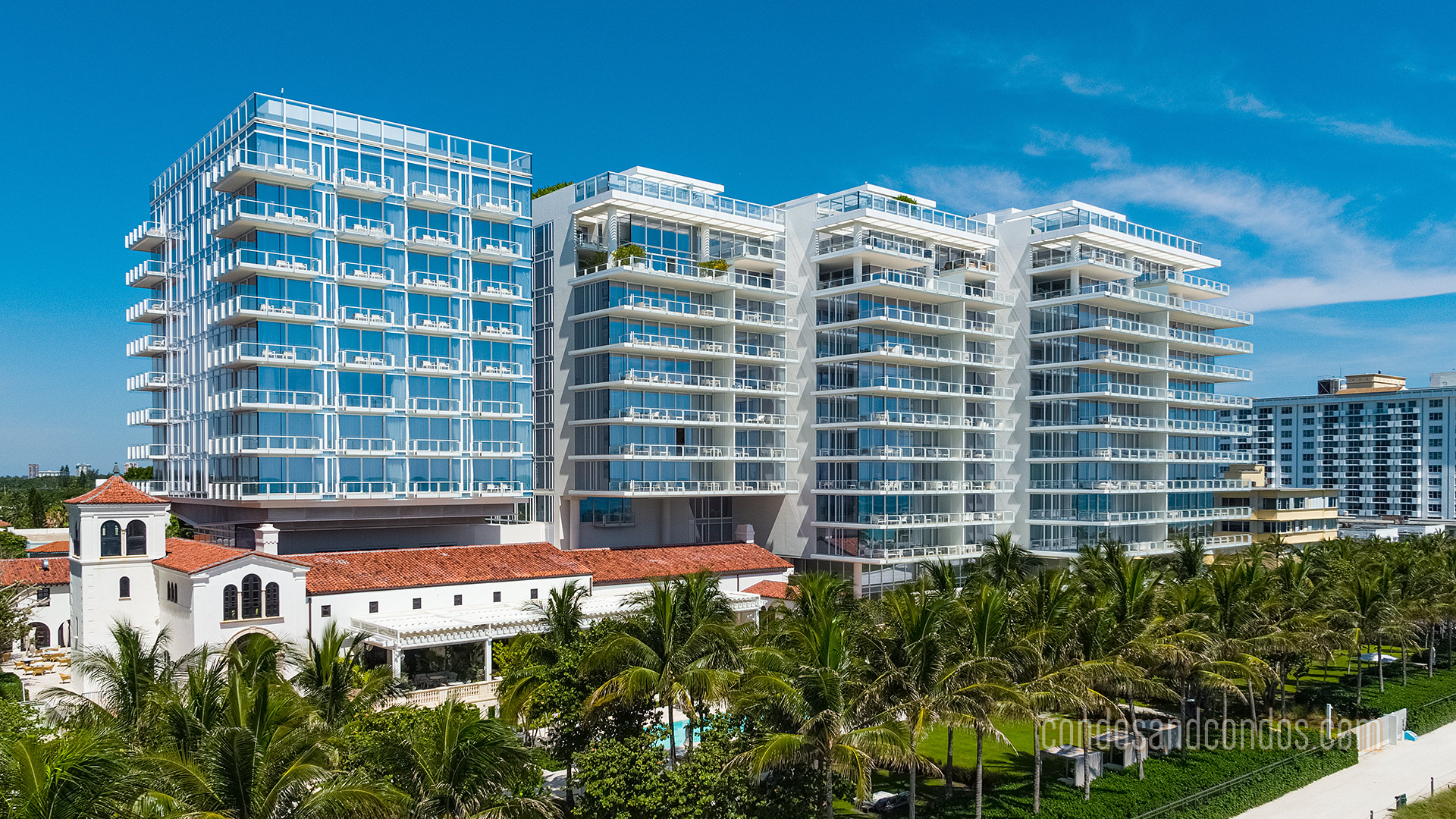Surfside Condominiums for Sale