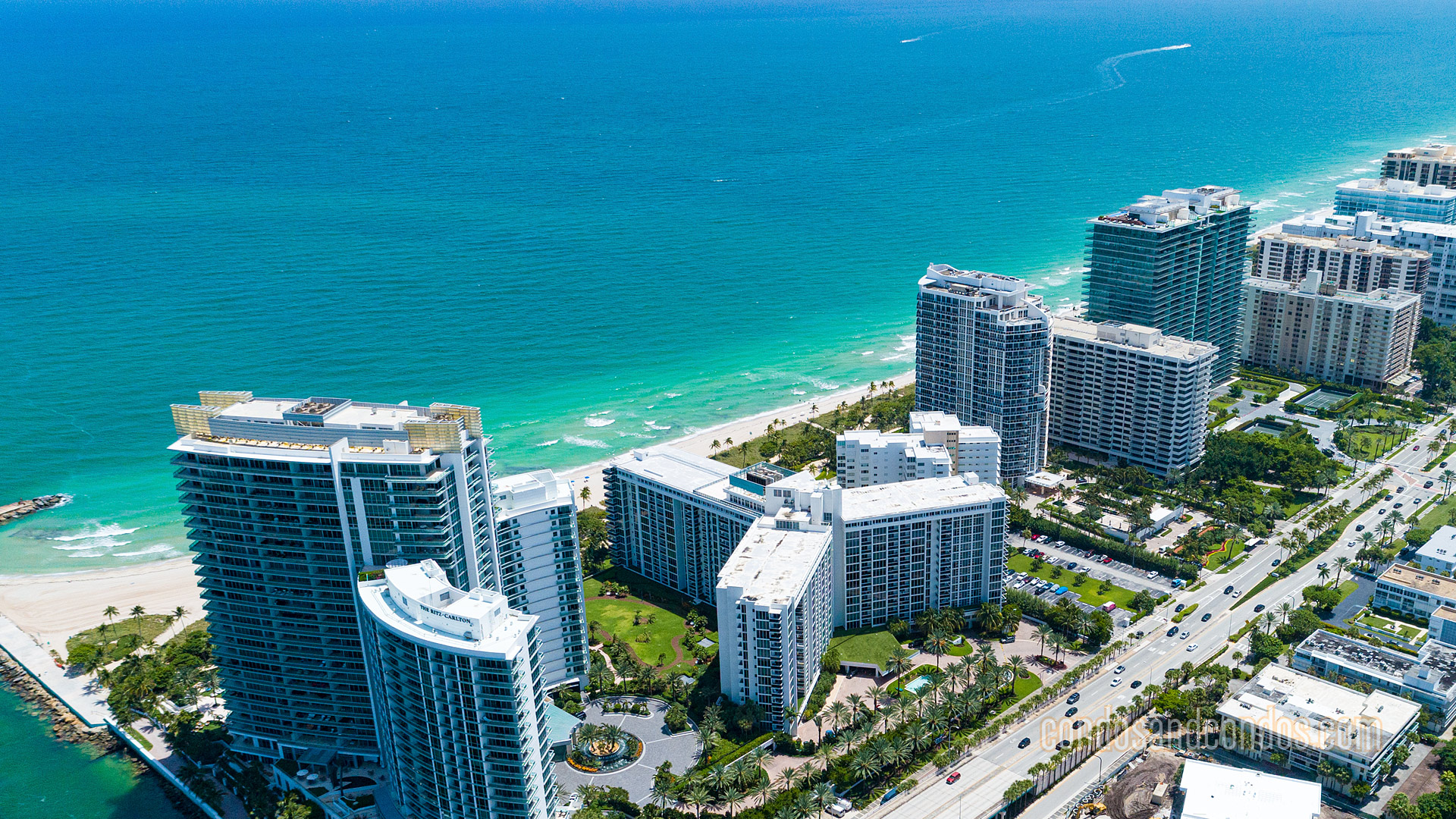 Condominiums in Bal Harbour