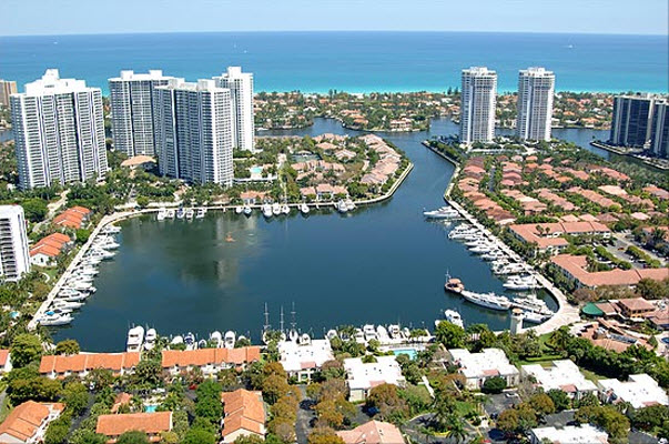Hallandale Beach Waterfront Homes For Sale