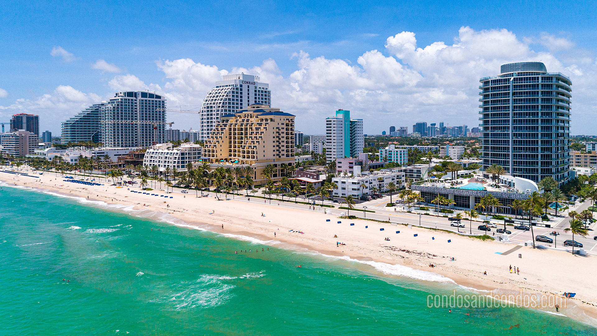 Fort Lauderdale Beach Condominiums for Sale