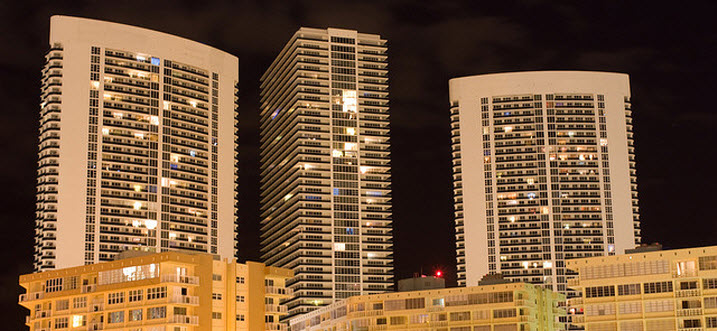 Hallandale Beach Miami Condos